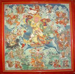 Worldly Protector (Buddhist): Machen Pomra