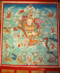 Worldly Protector (Buddhist): Machen Pomra