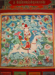 Worldly Protector (Buddhist): Cha Kyung