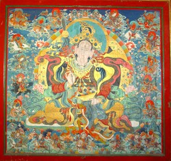 Lakshmi (Indian Goddess): (Pal Lhamo)