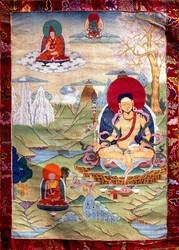 Teacher (Lama): Namka Jigme