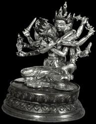 Guhyasamaja (Buddhist Deity)