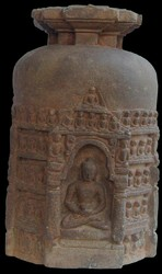 Stupa (Buddhist Reliquary): Stone