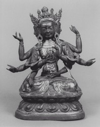 Ushnishavijaya (Buddhist Deity)