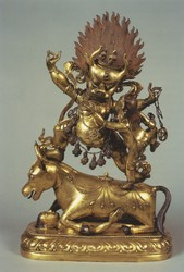 Yama Dharmaraja (Buddhist Protector)