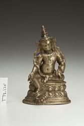 Jambhala (Buddhist Deity): Yellow
