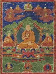 Teacher (Lama): Konchog Pelwa