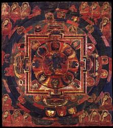 Buddhasamayoga (Buddhist Deity)