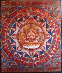 Chandra (Moon God)