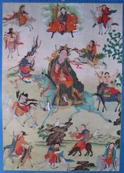 Worldly Protector (Buddhist): Tanma Chunyi