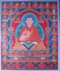 Teacher (Lama): Mawai Sengge