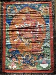 Chakrasamvara (Buddhist Deity): Donkey-faced