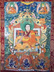Teacher (Lama): Panchen Lama