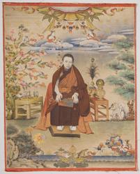 Teacher (Lama): Panchen Lama 6 Tubten Chokyi Nyima