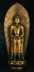 Amitayus Buddha: Standing