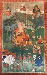 Arhat/Sthavira (Buddhist Elder): 16 Elders: Pantaka