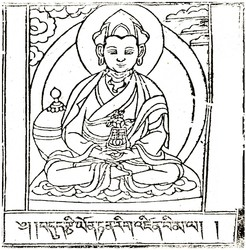 Indian Adept (siddha): Vimalamitra