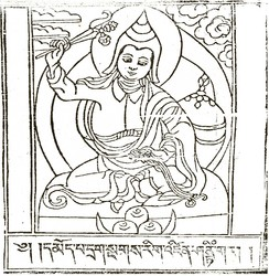 Indian Adept (siddha): Shantigarbha