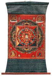 Pancha Raksha (Buddhist Deity)