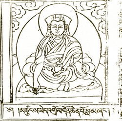 Teacher (Lama): Lama Shang Tsundru Dragpa