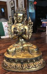 Vajradhara Buddha