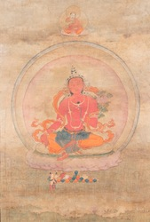 Tara (Buddhist Deity): Red