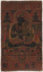 Vajrasattva (Buddhist Deity): Blue