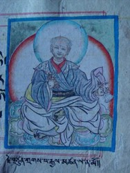 Teacher (Lama): Dragpa Gyaltsen (Jetsun)