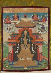Stupa (Buddhist Reliquary)