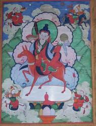 Five Foremost Deities