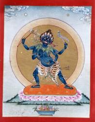 Parnashavari (Buddhist Deity)