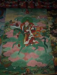 Worldly Protector (Buddhist): Achi Chokyi Drolma