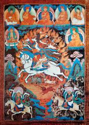 Worldly Protector (Buddhist): Tsiu Marpo