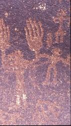 Petroglyph: Anthropomorphic Figure