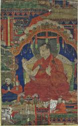 Teacher (Lama): Chogyal Pagpa