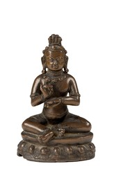 Indian Adept (siddha): (unidentified)