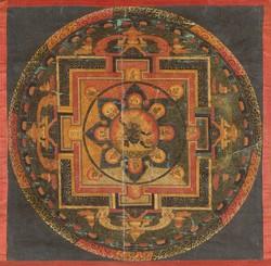 Trailokyavijaya (Buddhist Deity)