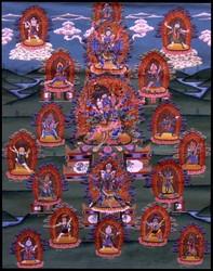 Wrathful Deity (Bon): Trowoi Lhatsog