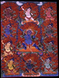 Trowoi Namjom (Bon Deity)