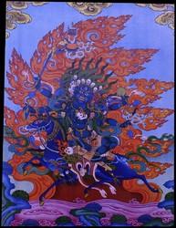 Sipai Gyalmo (Bon Protector)