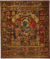 Achala (Buddhist Deity): Chandamaharoshana (with consort)