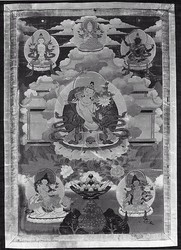 Manjushri (Bodhisattva & Buddhist Deity): (Wutaishan Mountain)