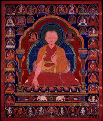 Teacher (Lama): Palden Tsultrim