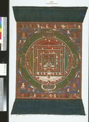 Manjushri (Bodhisattva & Buddhist Deity): Dharmadhatu Vagishvara, Namasangiti