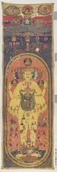 Vishnu (Indian God): Vishvarupa
