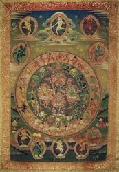 Peaceful & Wrathful Deities: of the Bardo