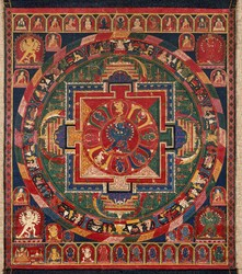 Hevajra (Buddhist Deity)
