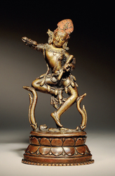 Hevajra (Buddhist Deity): Two Arms