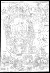 Arhat/Sthavira (Buddhist Elder): 16 Elders: Chudapantaka
