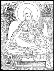 Teacher (Lama): Sangye Puntsog